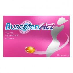 Buscofenact 12 Compresse 400 Gr