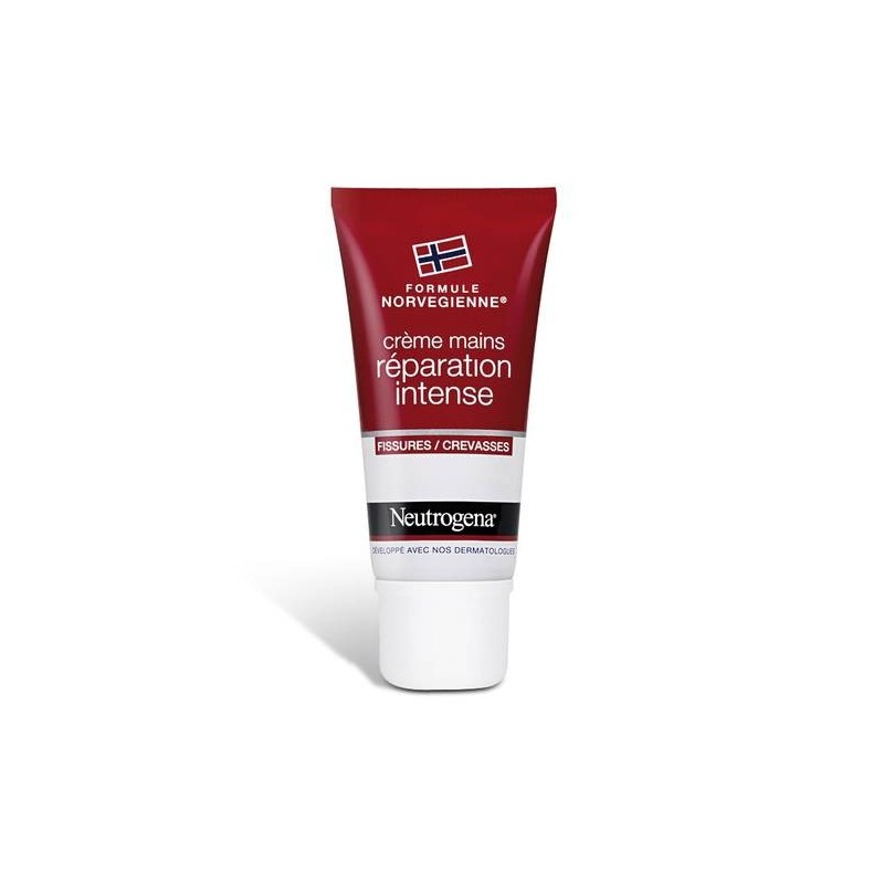 Neutrogena Crema Mani Screpolate Sollievo Intenso 15 ml
